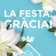 LA FESTA GRACIA 2015