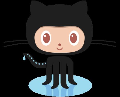 Git Octo Cat